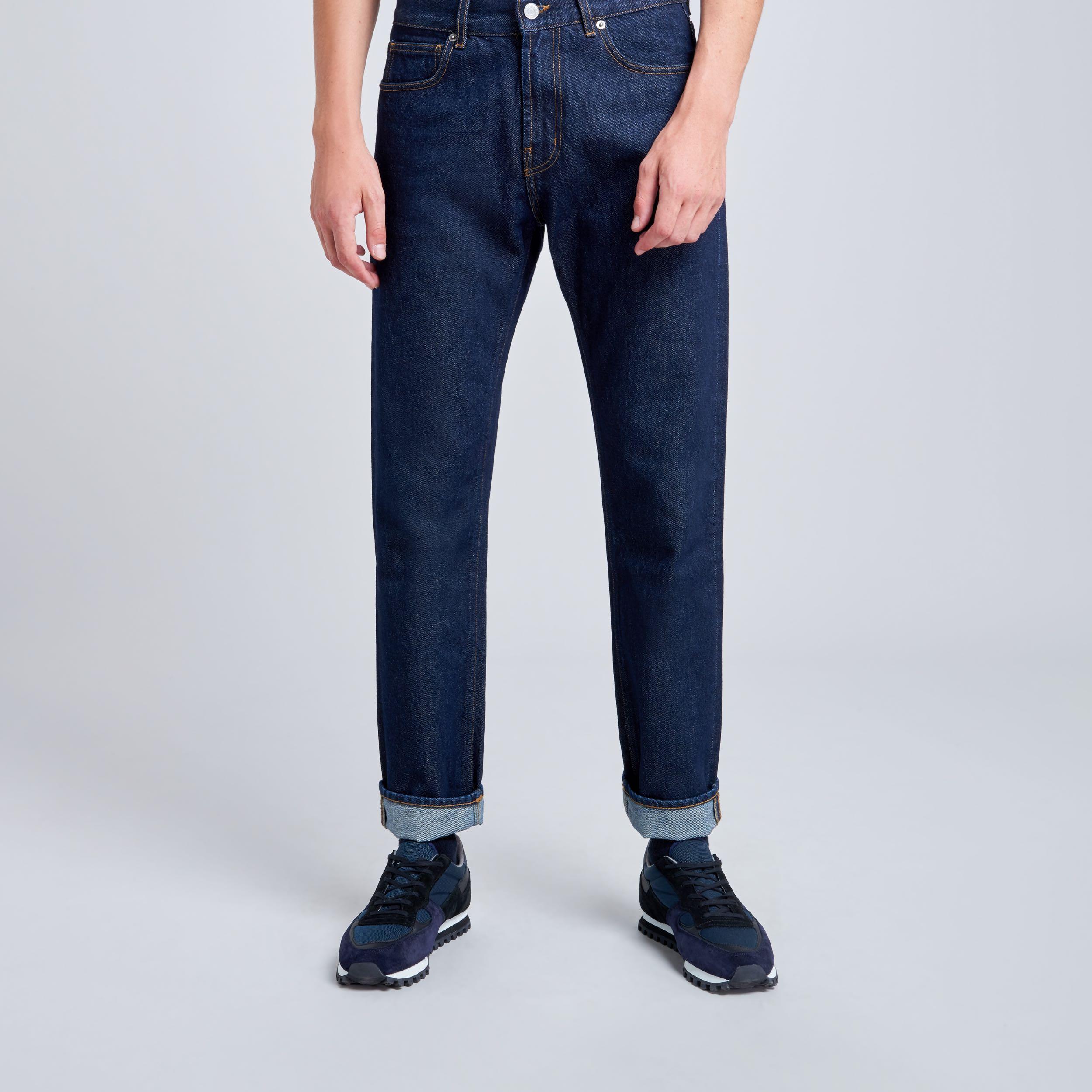 Pantalon denim à 5 poches