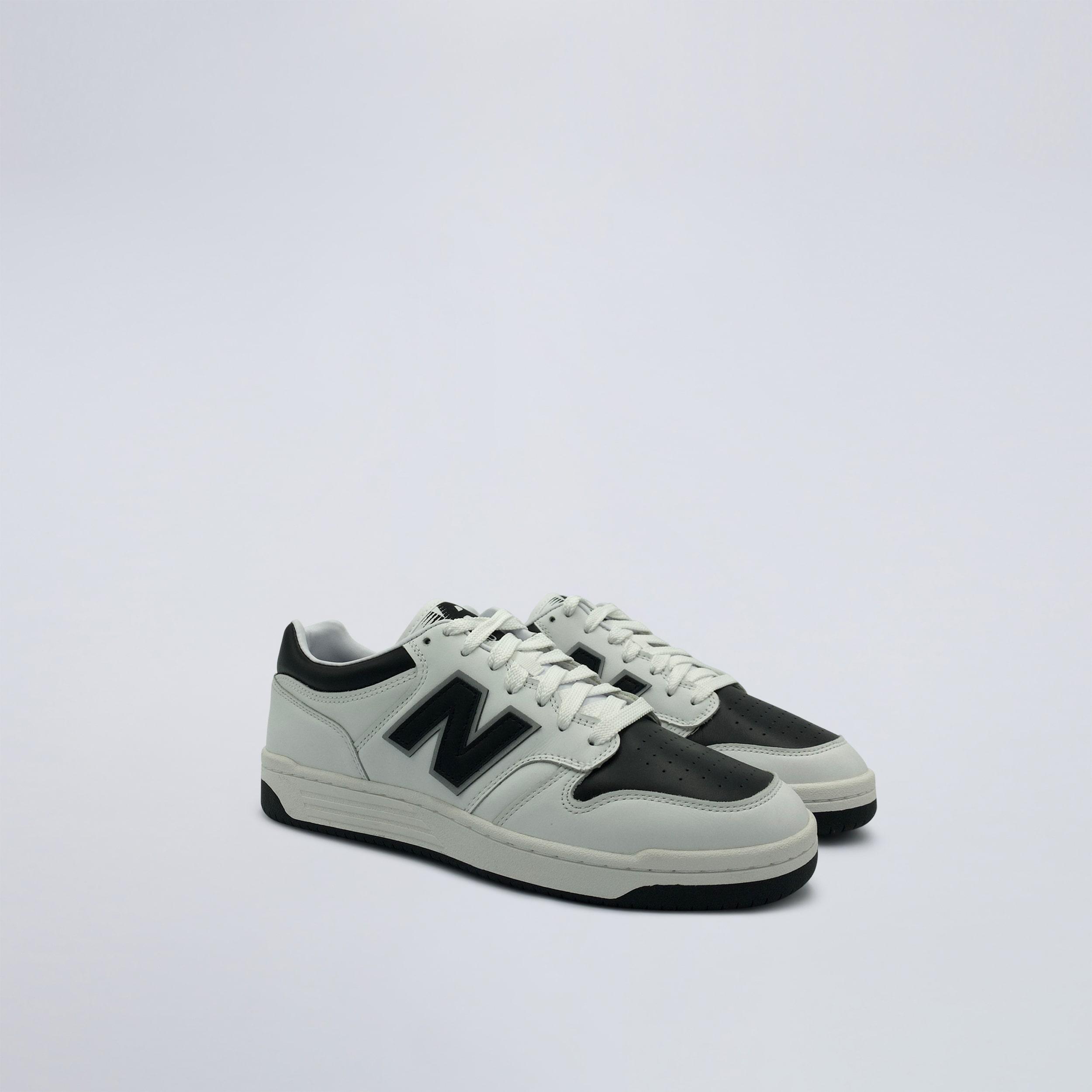 New Balance 480 BLACK & WHITE